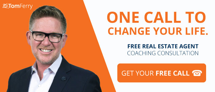 Free Real Estate Agent Coaching Consultation