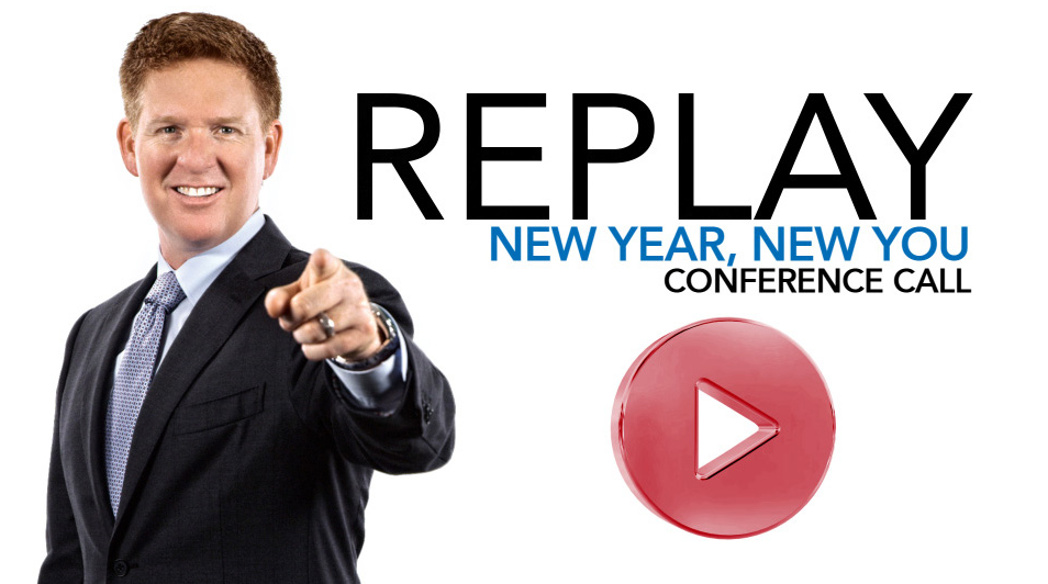 New Year, New You Conference Call Replay