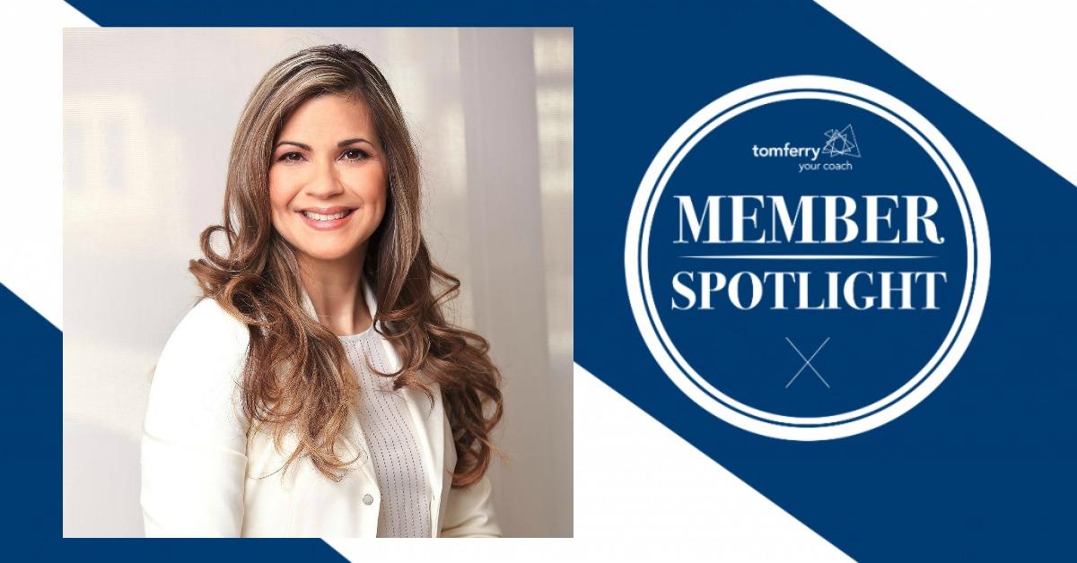 Member Spotlight: Jacquie Othen