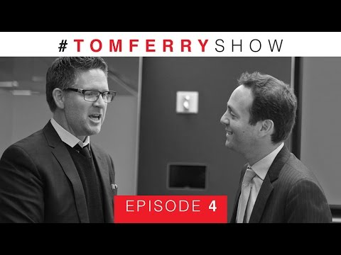 Talking Zillow with Spencer Rascoff | #TomFerryShow Episode 4