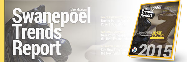 Real Estate's Most Influential List and Trends Report: Swanepoel Power 200 photo