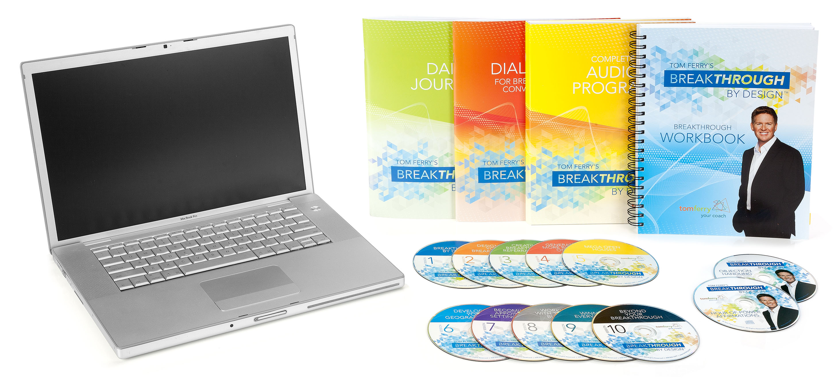 Breakthrough By Design Kit