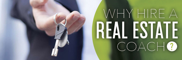 Why Top Producers Hire a Real Estate Coach