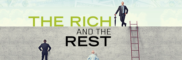 The Rich and The Rest photo