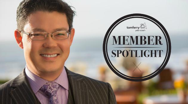 Member Spotlight: Christophe Choo