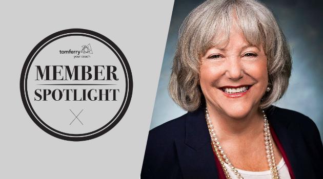 Member Spotlight: Rada Ann Labé