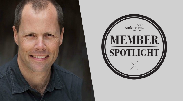 Member Spotlight: Dean Linnell photo