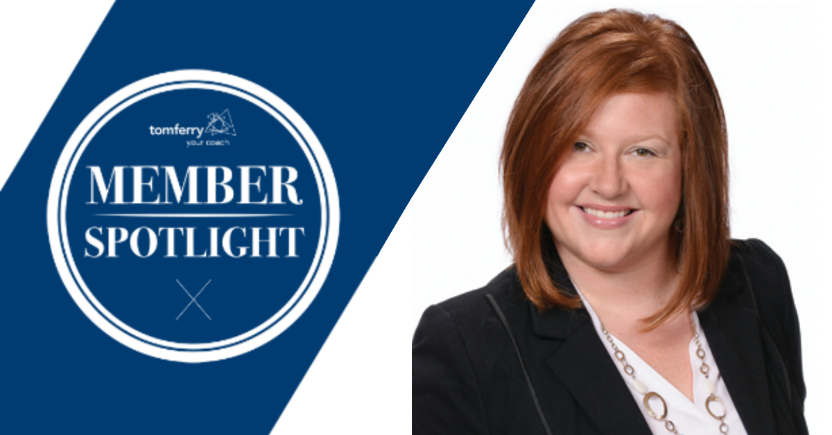 Member Spotlight: Amber Perry