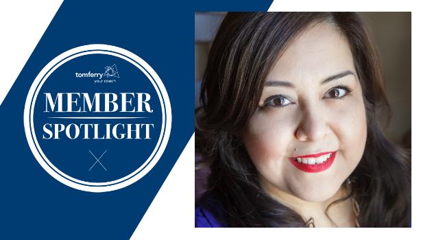 Member Spotlight: Becky Garcia
