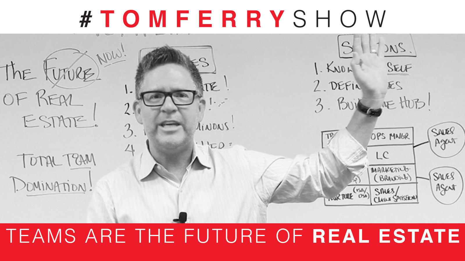 Teams Are The Future of Real Estate! Are You Ready? – #TomFerryShow