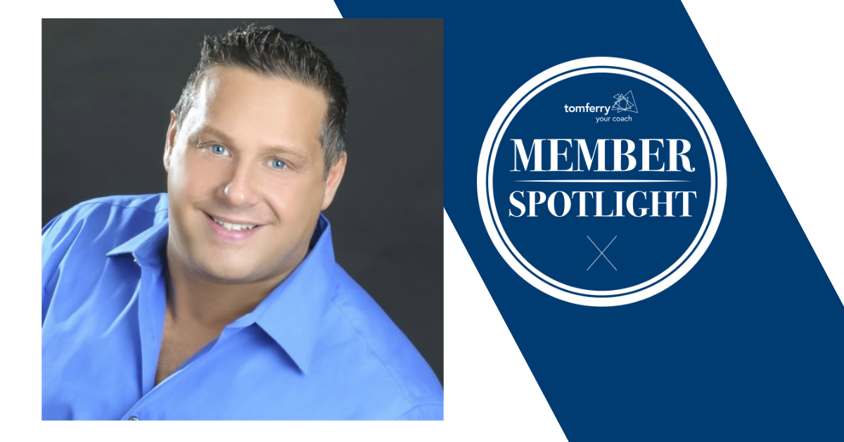 Member Spotlight: Anthony Penna