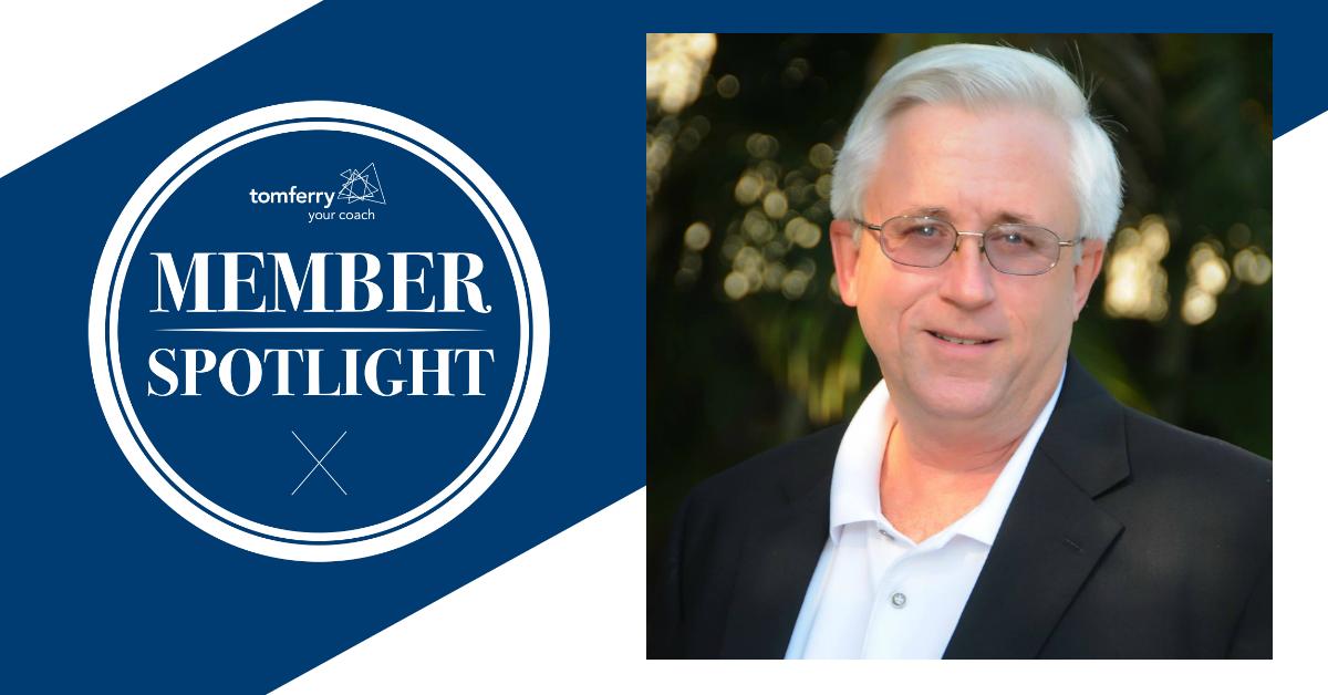 Member Spotlight: Michael Renick photo