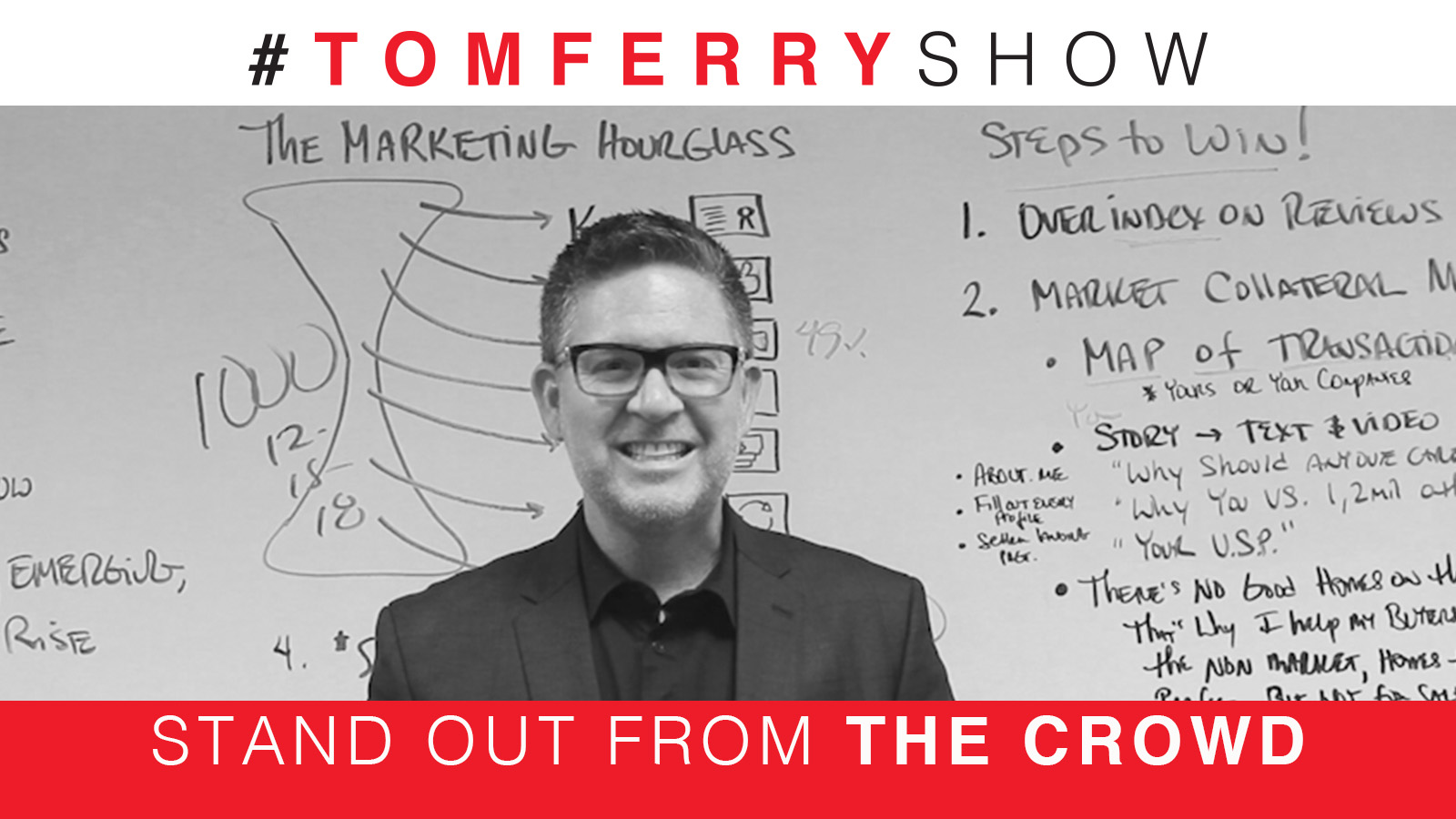 Get Noticed And Get More Deals – #TomFerryShow