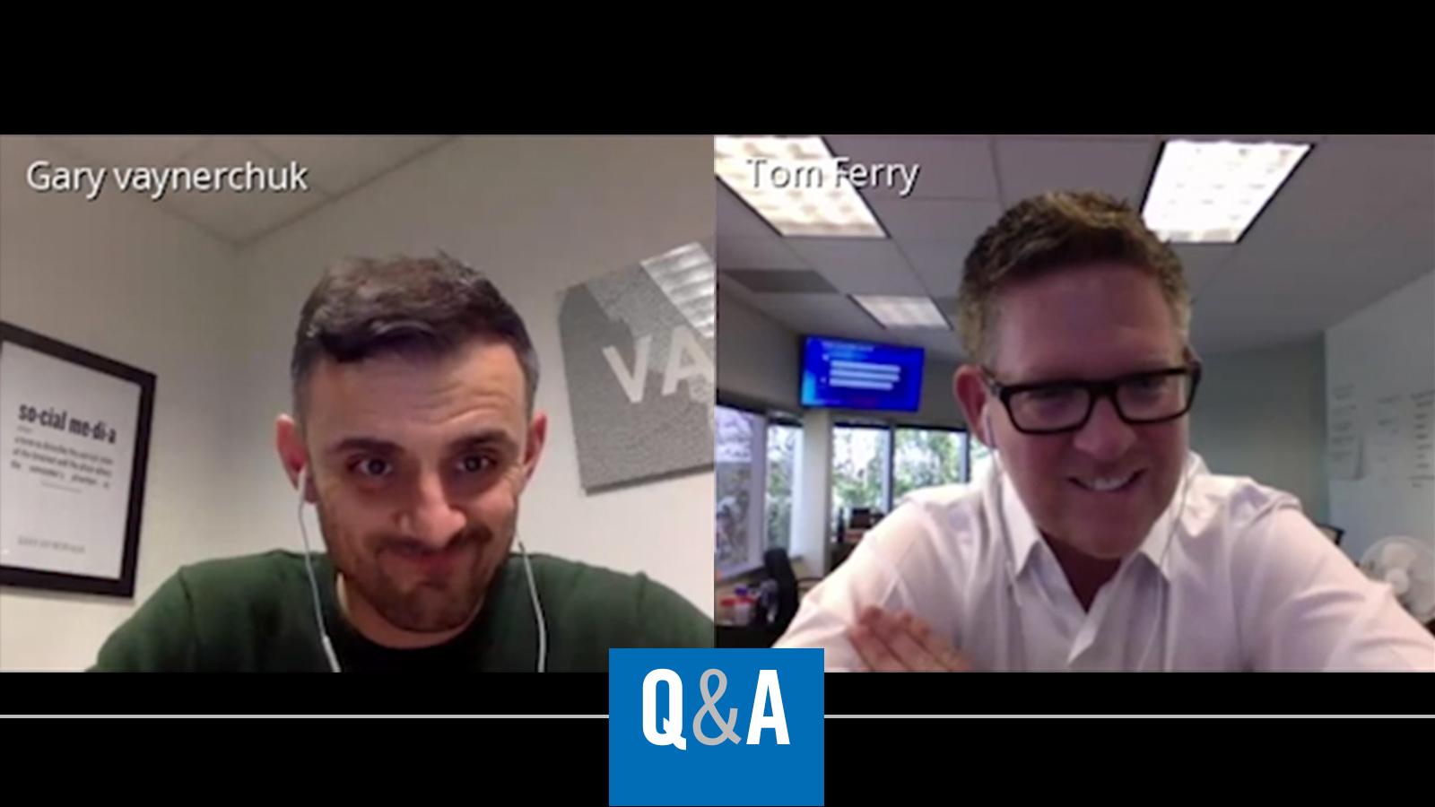Q&A With Gary Vaynerchuk