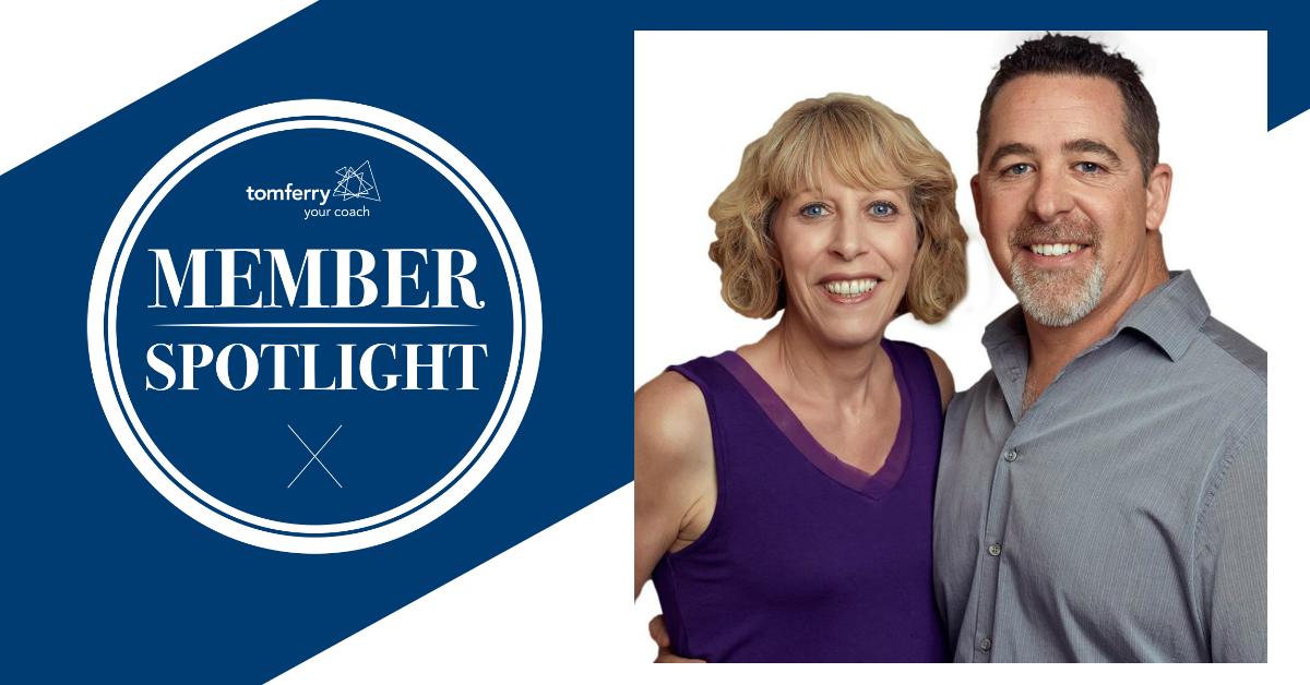 Member Spotlight: Steven & Robin Drew
