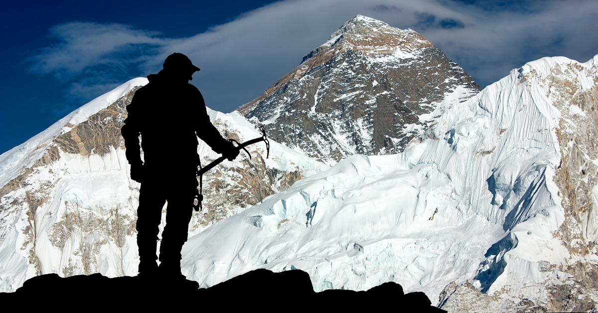 The Forgotten Story of Mt. Everest
