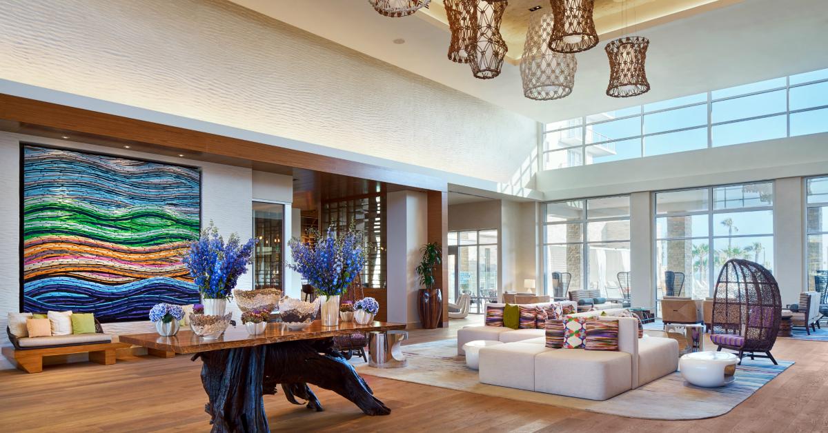Take a Sneak Peek at our WIRE Venue: Paséa Hotel & Spa photo