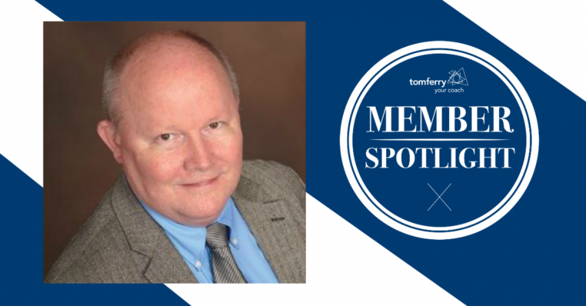 Member Spotlight: Rick Hogue
