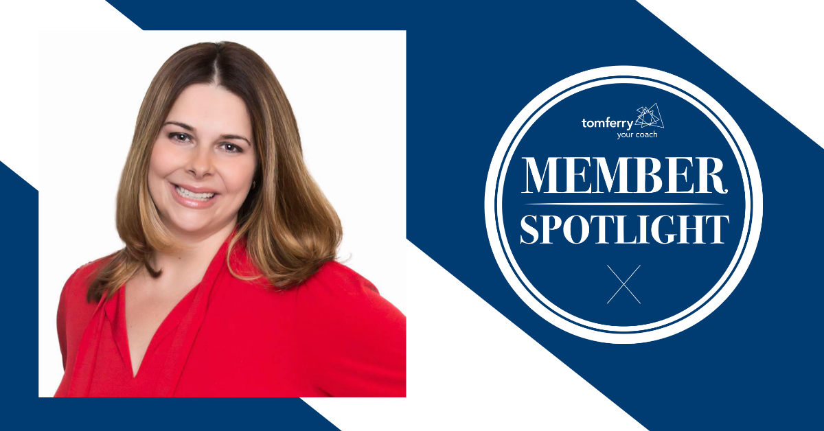 Member Spotlight: Christina Griffin