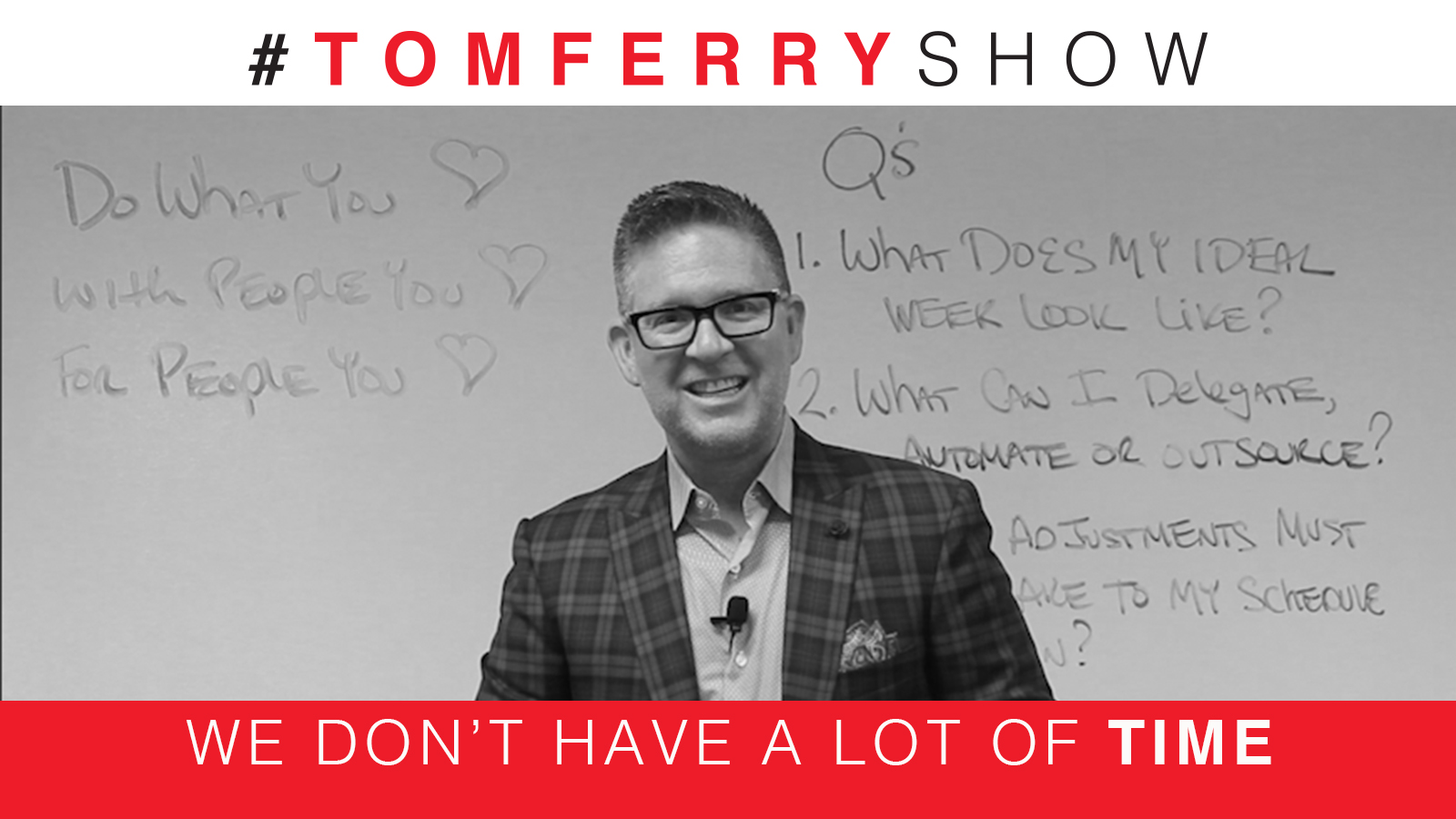 Live The Life You've Always Wanted – #TomFerryShow