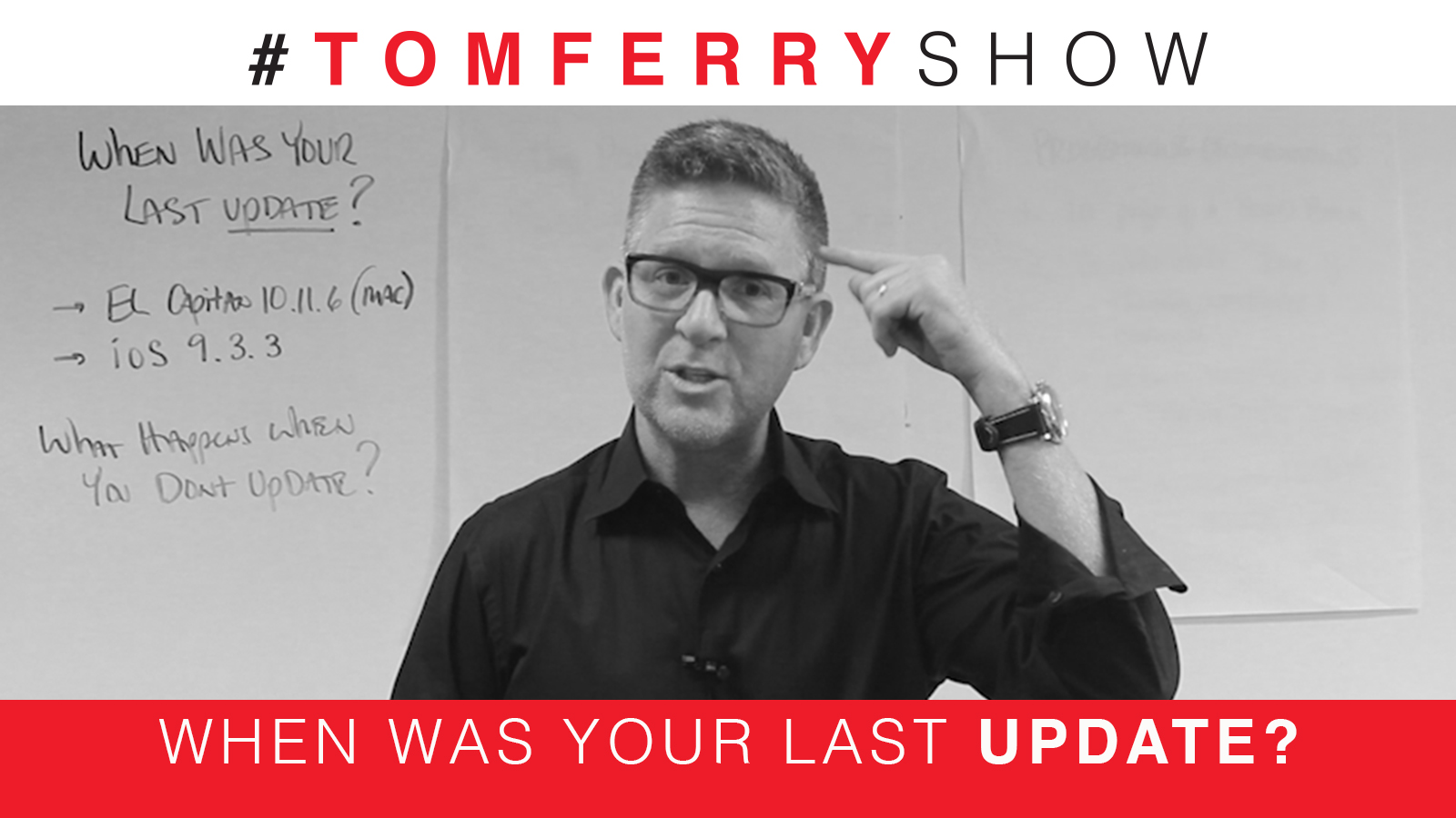Update Your Mindset – #TomFerryShow