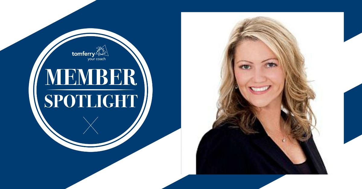 Member Spotlight: Sandra Pike