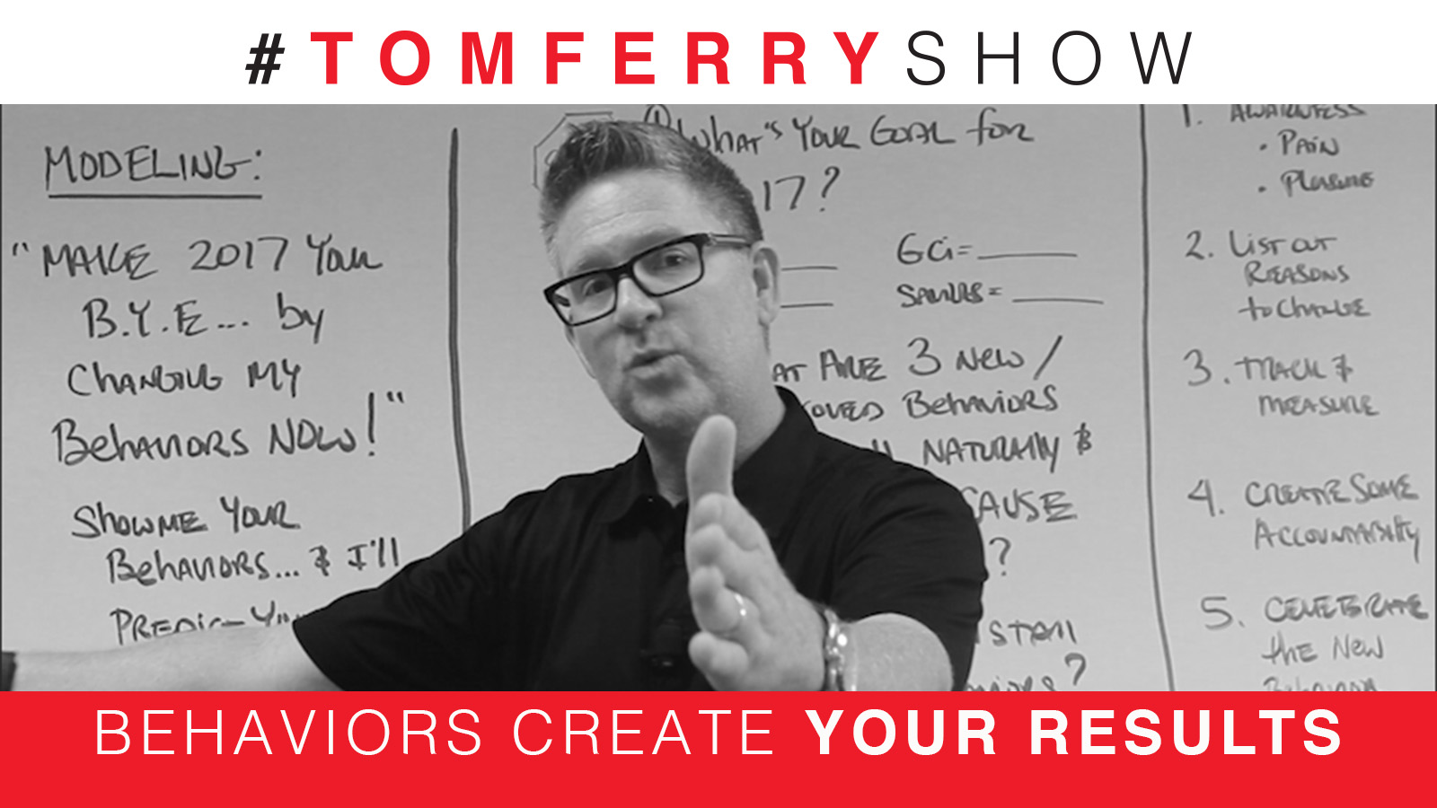 10X Your Business in 2017 – #TomFerryShow