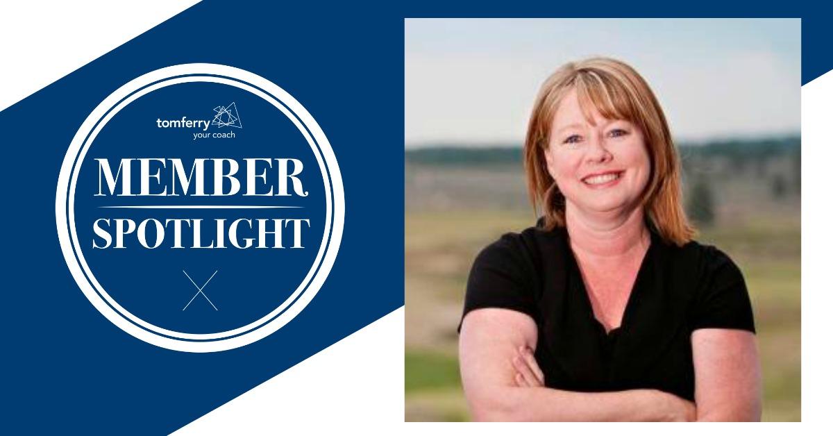 Member Spotlight: Meredith McCreight photo
