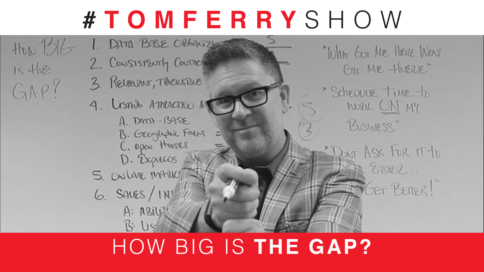 6 Key Areas To Improve Your Business – #TomFerryShow