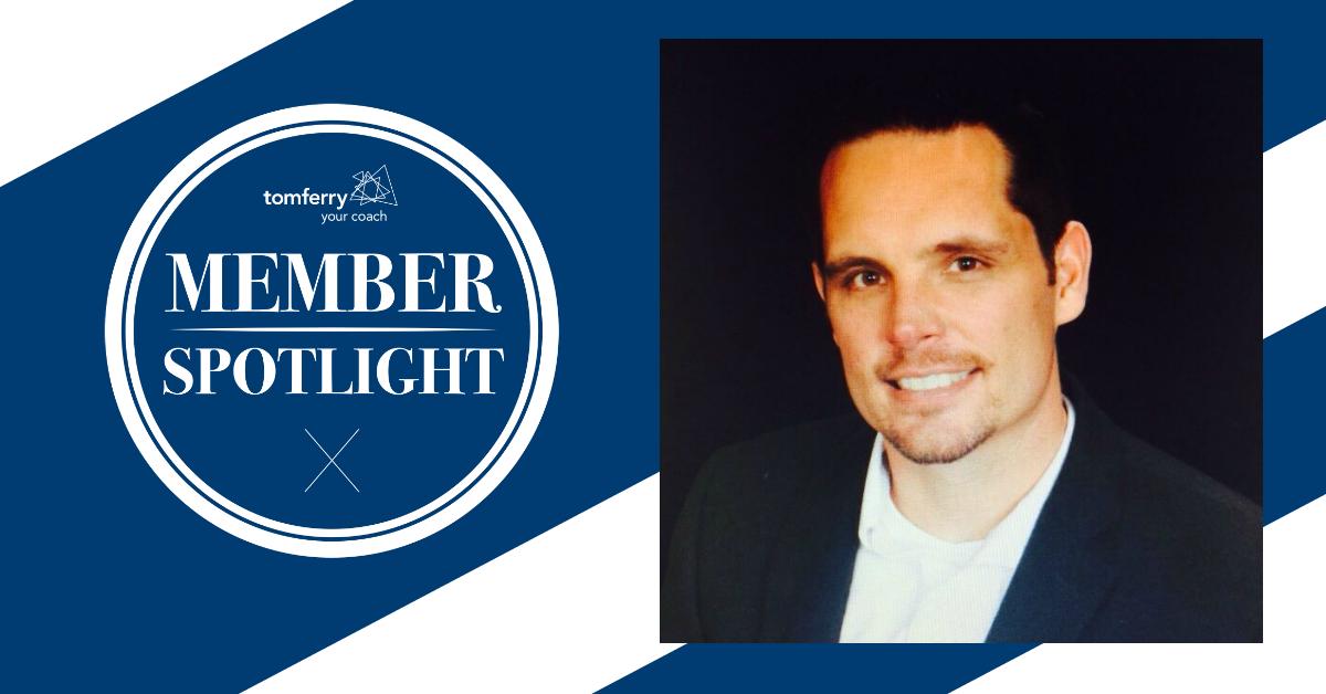Member Spotlight: Dewey Hatcher Jr.