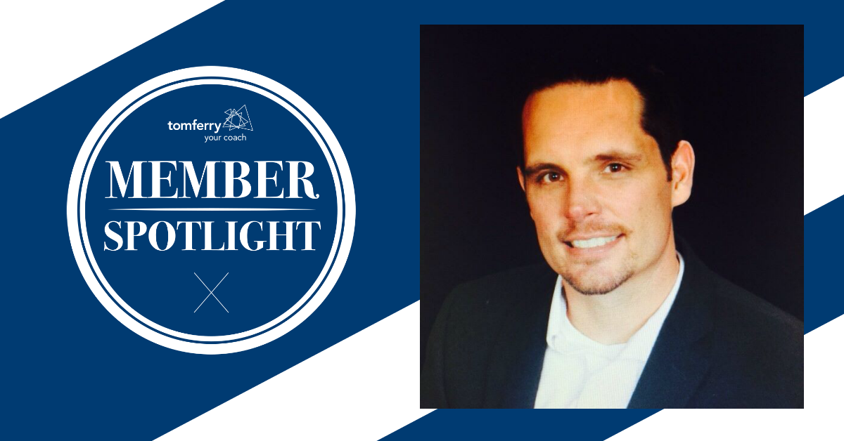 Member Spotlight: Dewey Hatcher Jr.