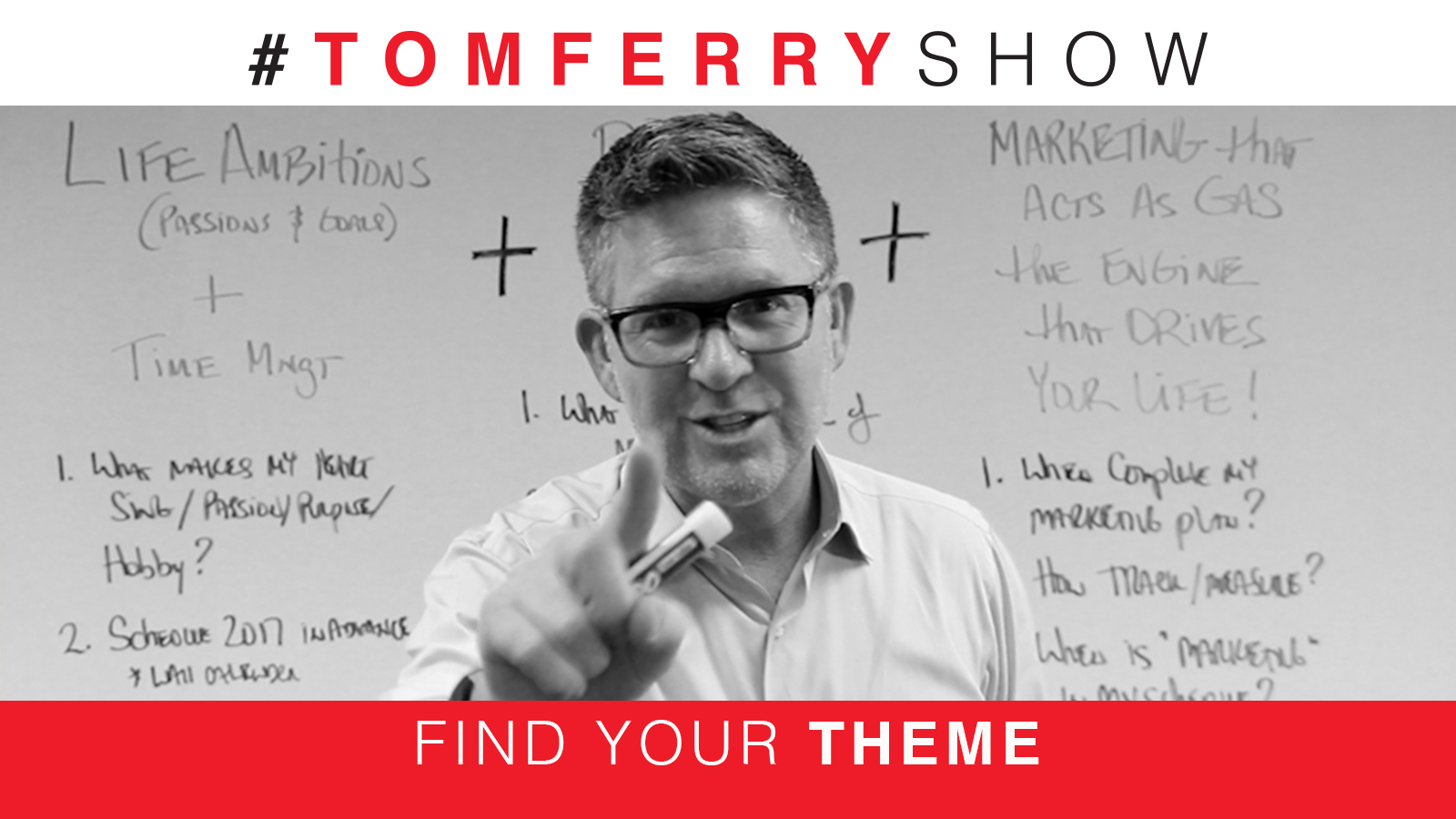 The Formula For Your Best Year Ever – #TomFerryShow