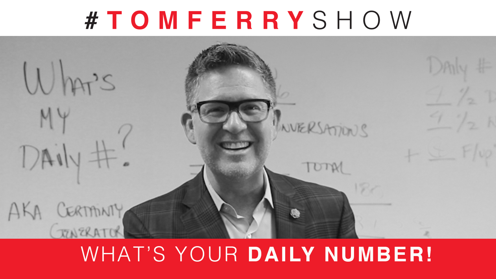 How to Remove Doubt and Uncertainty – #TomFerryShow