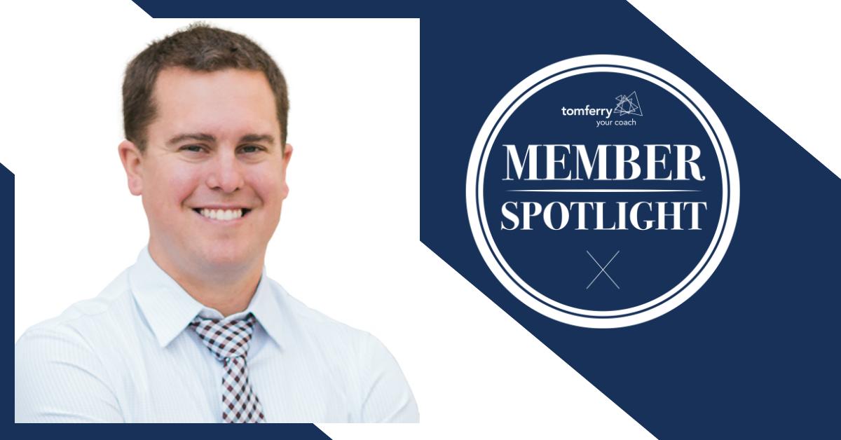 Member Spotlight: Brett Baker