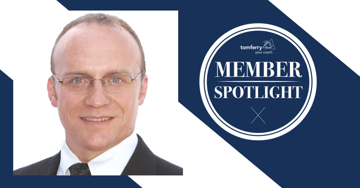Member Spotlight: Ady Simion