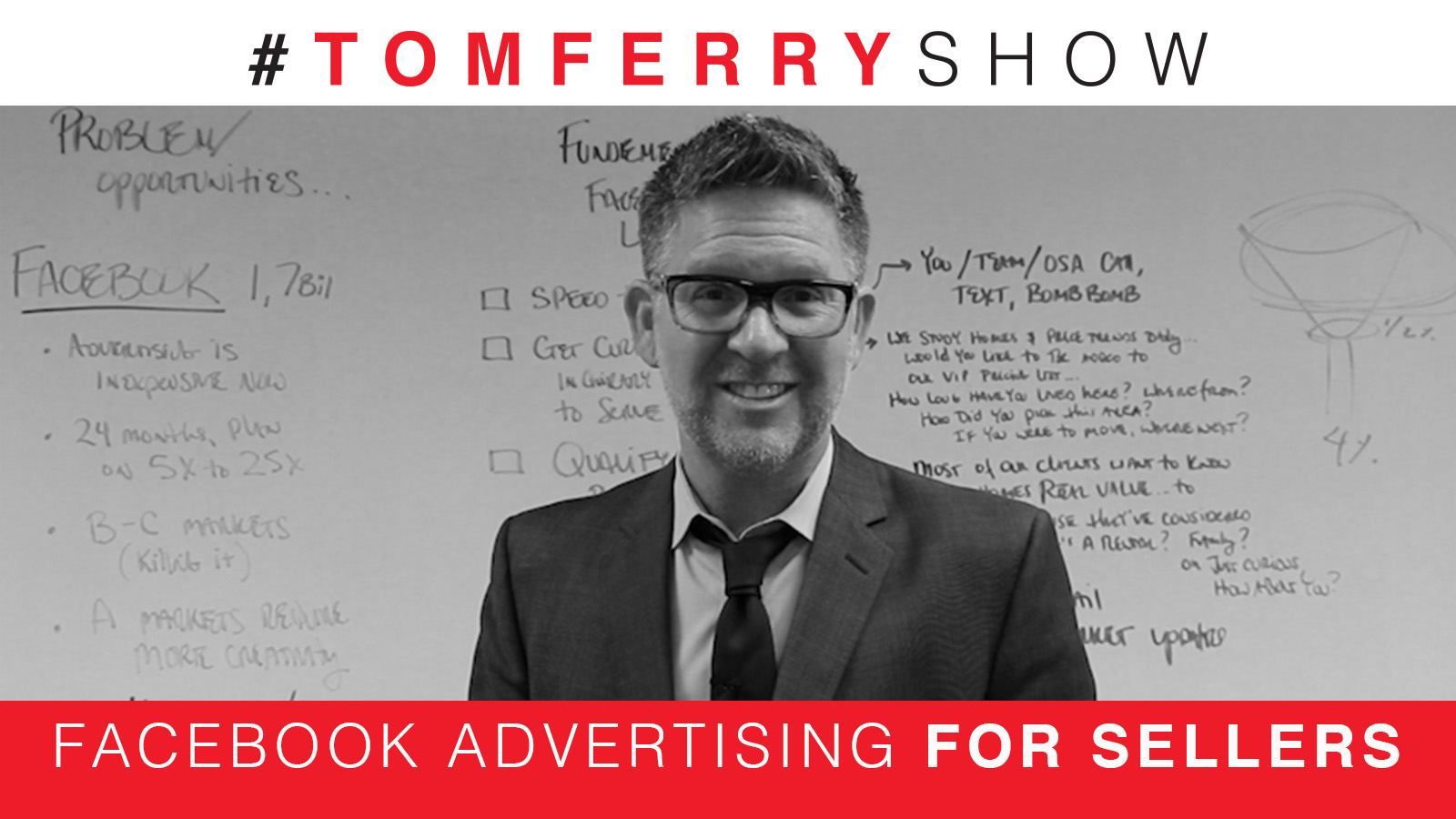 Why Most Agents Suffer – #TomFerryShow