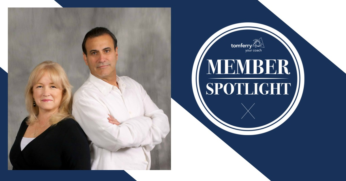 Member Spotlight: Jorge Gonzalez and Angela Whiteway