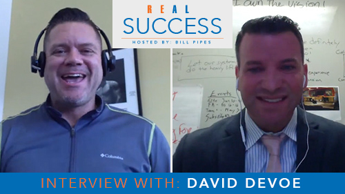 Using Grit to Increase Your Business With David Devoe | REal Success Episode 27