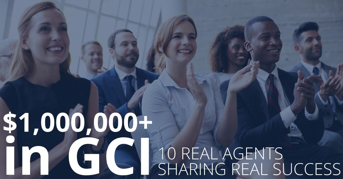 10 Agents, 10 Lead Sources, $1M in GCI photo