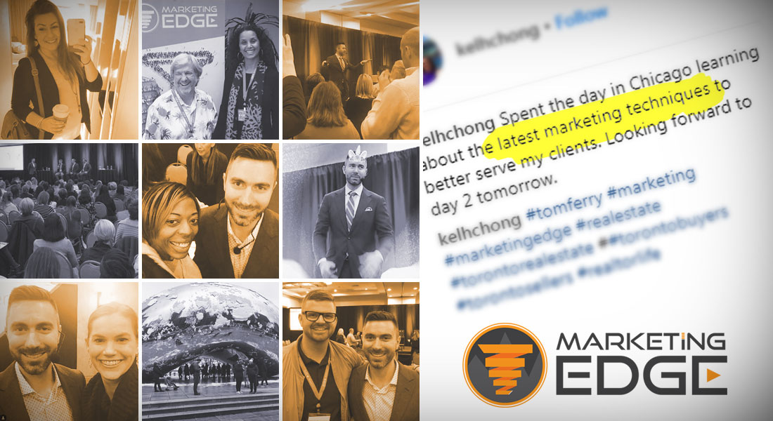 The Reviews are In: Marketing Edge is a Hit! photo
