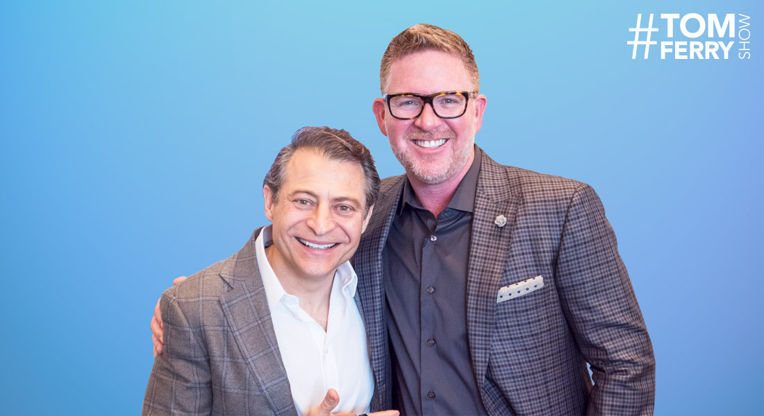 10 Fascinating Takeaways from My Interview with Peter Diamandis – #TomFerryShow