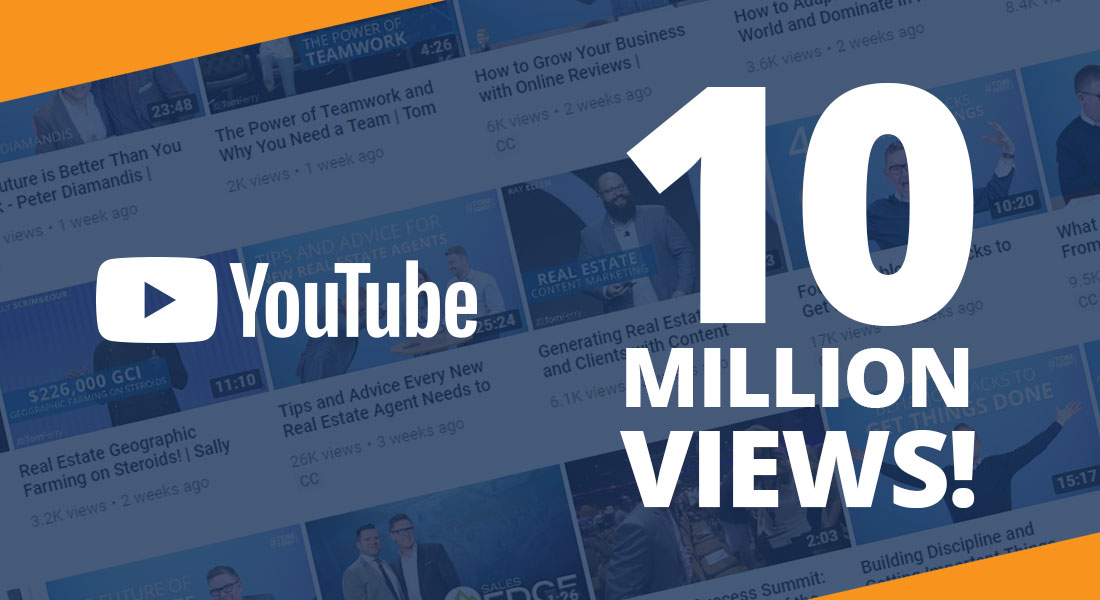 Celebrating a Major Milestone with 5 Must-See Videos