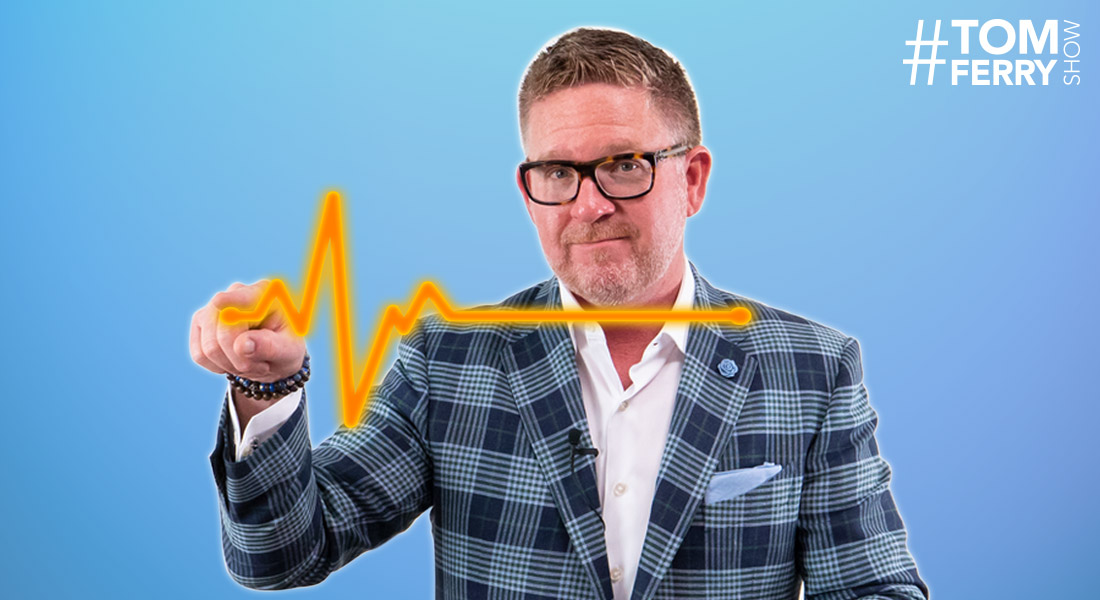 The 4-Step Fix for a Flatlining Business – #TomFerryShow