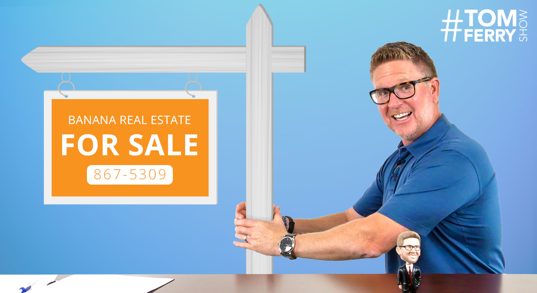 16 Ingenious Ways to Attract Listings Now! (Part 1 of 4) – #TomFerryShow