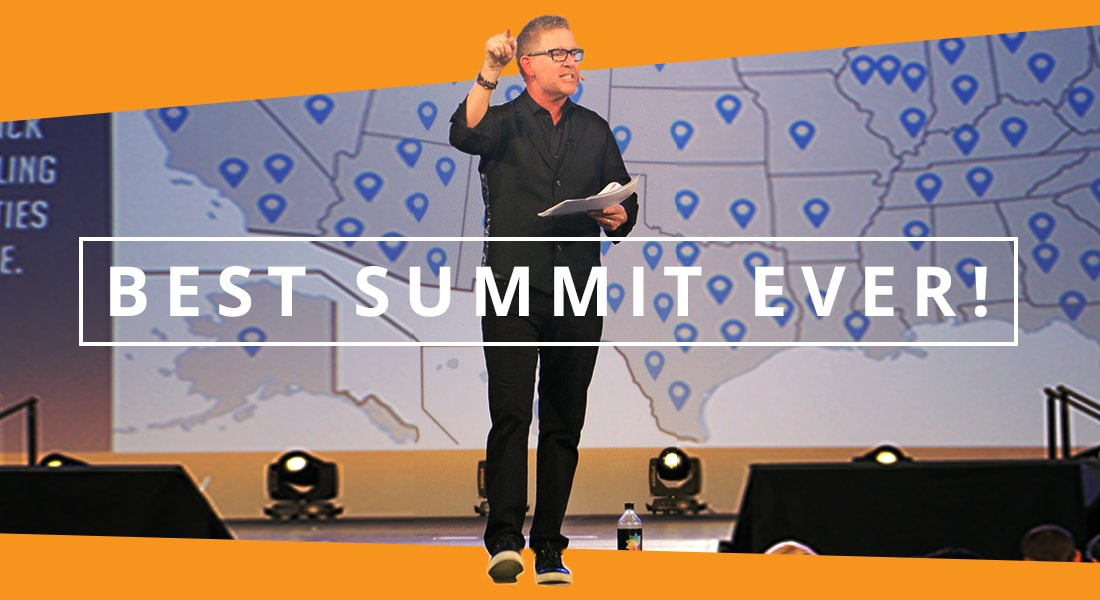 10 Personal Highlights You Missed if You Weren't at Summit photo