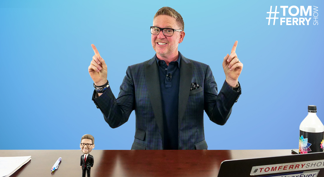 Four More Creative Ways to Attract Listings (Part 4 of 4) – #TomFerryShow