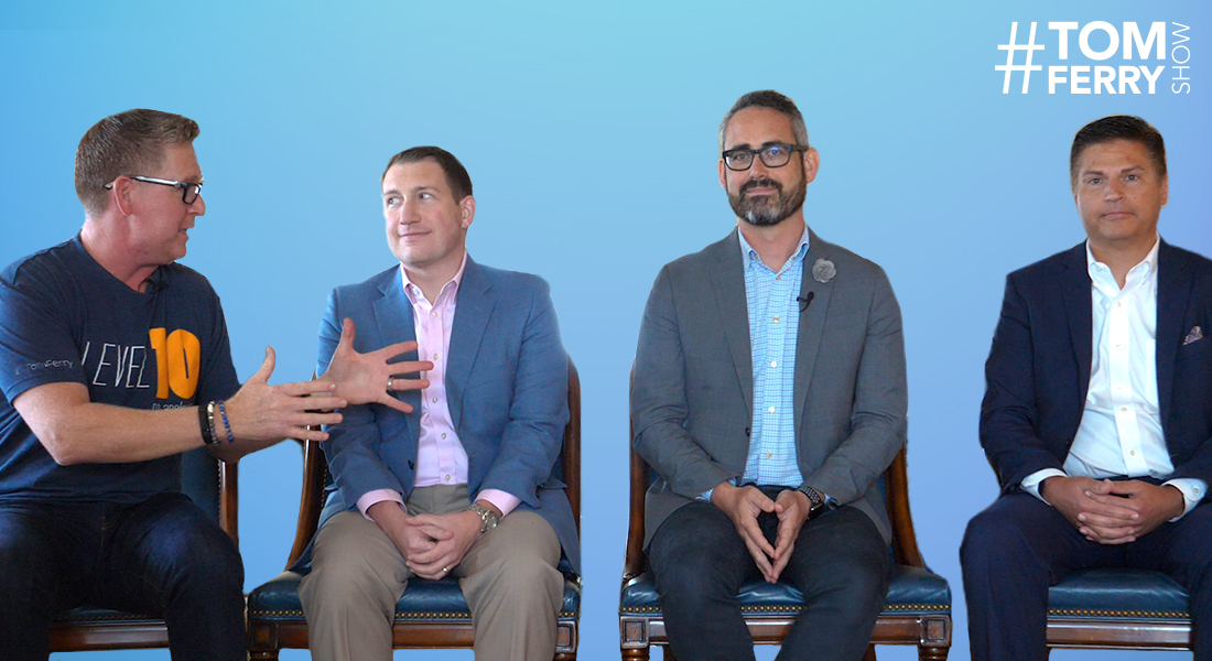 3 Rockstar Agents Reveal Their Best Q4 Tips – #TomFerryShow