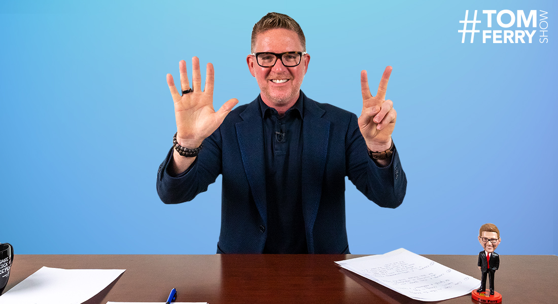 7 Secret Hacks to Make Your Goals More Attainable – #TomFerryShow