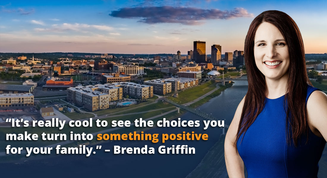 Rookie to Rockstar: How Brenda Griffin Discovered Her Partner in Success