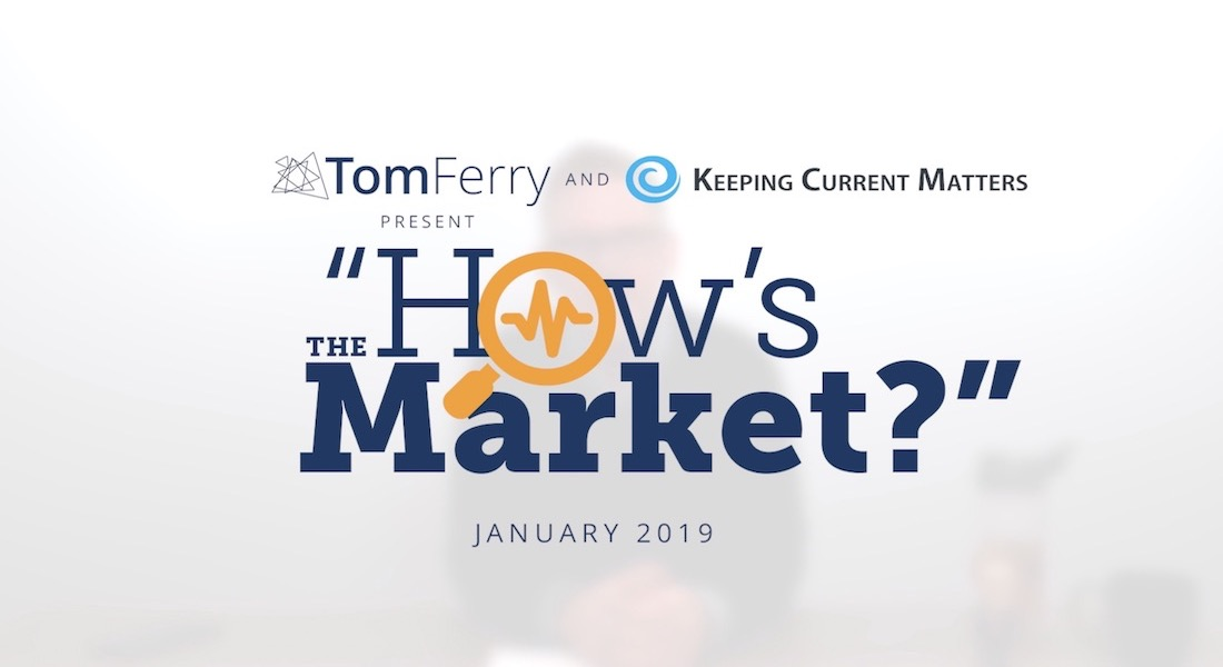 """""""How's the Market?"""" Episode 1 – January 2019"""